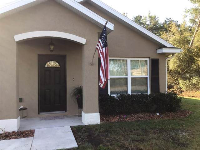 4200 SW 106TH Place, Ocala, FL 34476 (MLS #OM604302) :: Carmena and Associates Realty Group