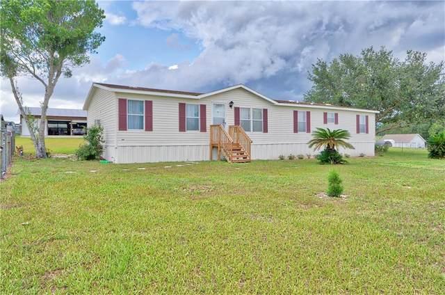 14055 SE 175TH Street, Weirsdale, FL 32195 (MLS #OM604310) :: RE/MAX Premier Properties