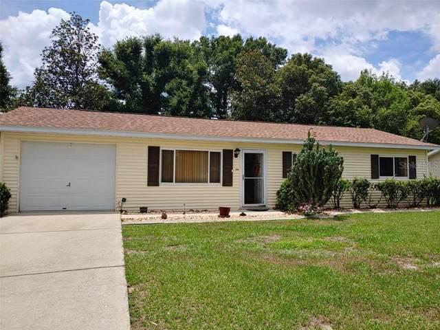 7620 SW 112TH Lane, Ocala, FL 34476 (MLS #OM604335) :: Carmena and Associates Realty Group
