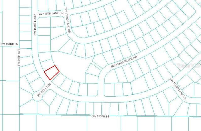 0 SW 151ST LOOP, Ocala, FL 34473 (MLS #OM604337) :: Carmena and Associates Realty Group
