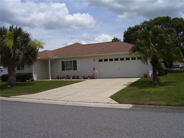 9758 SE 175TH STREET, Summerfield, FL 34491 (MLS #OM604371) :: The Figueroa Team