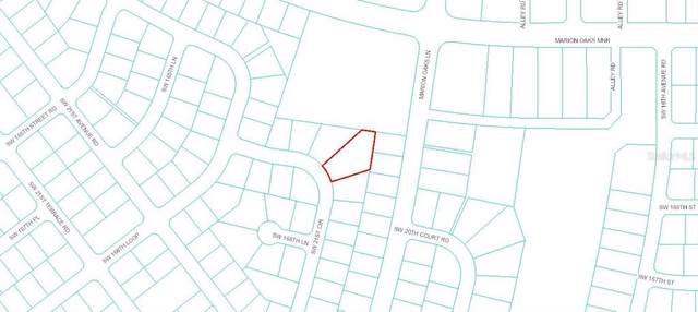 0 SW 21ST Circle, Ocala, FL 34473 (MLS #OM604428) :: Premium Properties Real Estate Services