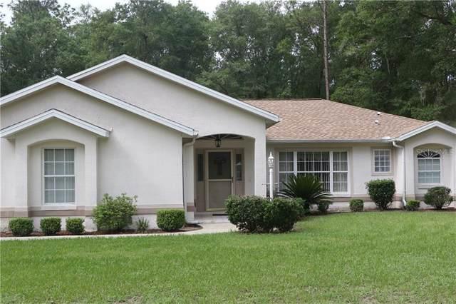 12 Middleground Road, Ocala, FL 34482 (MLS #OM604809) :: Realty Executives Mid Florida