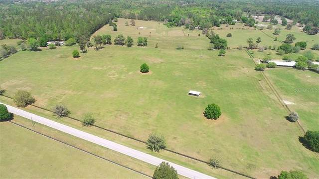 0 W Highway 329, Reddick, FL 32686 (MLS #OM604957) :: KELLER WILLIAMS ELITE PARTNERS IV REALTY