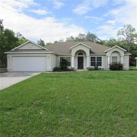 2141 W Swanson Drive, Citrus Springs, FL 34434 (MLS #OM605040) :: Zarghami Group