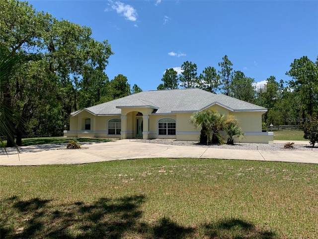 130 NE 131ST Avenue, Williston, FL 32696 (MLS #OM605044) :: Alpha Equity Team