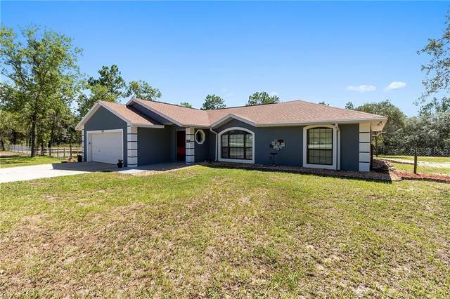 422 SW Hunter Hill Avenue, Dunnellon, FL 34431 (MLS #OM605184) :: Griffin Group