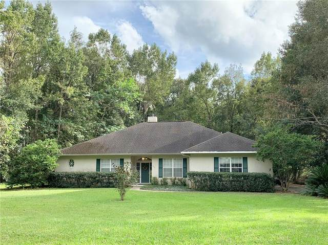 1760 SE 85TH STREET Road, Ocala, FL 34480 (MLS #OM605262) :: Burwell Real Estate