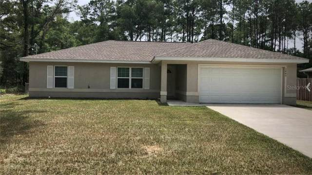 5440 NW 56TH Terrace, Ocala, FL 34482 (MLS #OM605304) :: Griffin Group