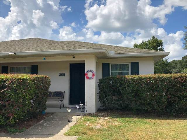 1783/1789 SW 109TH Place, Ocala, FL 34476 (MLS #OM605458) :: Dalton Wade Real Estate Group