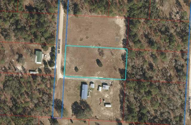 SE 137TH Court, Morriston, FL 32668 (MLS #OM605494) :: McConnell and Associates