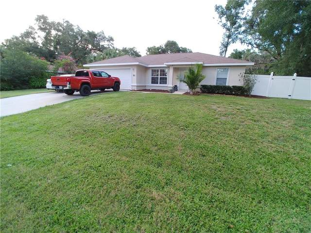 745 NW 68TH Place, Ocala, FL 34475 (MLS #OM605498) :: Griffin Group