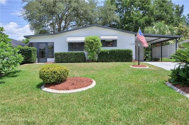 1841 E Schwartz Boulevard, The Villages, FL 32159 (MLS #OM605501) :: Dalton Wade Real Estate Group