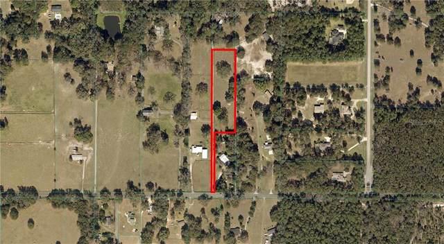 TBD SE 95TH Street, Ocala, FL 34480 (MLS #OM605506) :: Team Borham at Keller Williams Realty