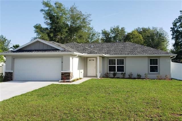 9748 N Wayland Avenue, Citrus Springs, FL 34434 (MLS #OM605526) :: Premium Properties Real Estate Services