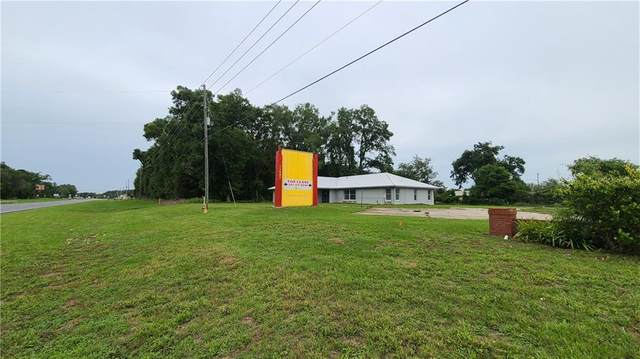 11997 SE Us Highway 441 Highway N, Belleview, FL 34420 (MLS #OM605579) :: Lockhart & Walseth Team, Realtors