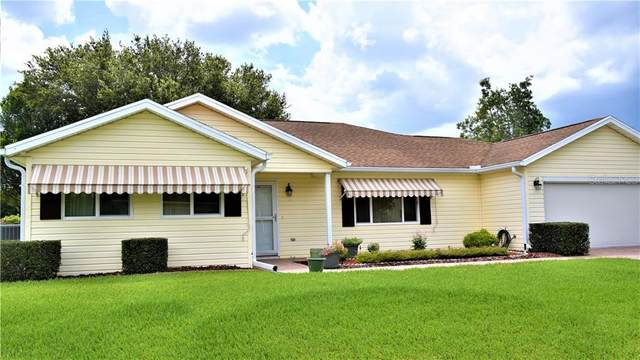 13693 SE 87TH Avenue, Summerfield, FL 34491 (MLS #OM605604) :: Delgado Home Team at Keller Williams