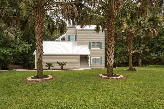 5215 NW 57 Lane, Gainesville, FL 32653 (MLS #OM605605) :: Griffin Group