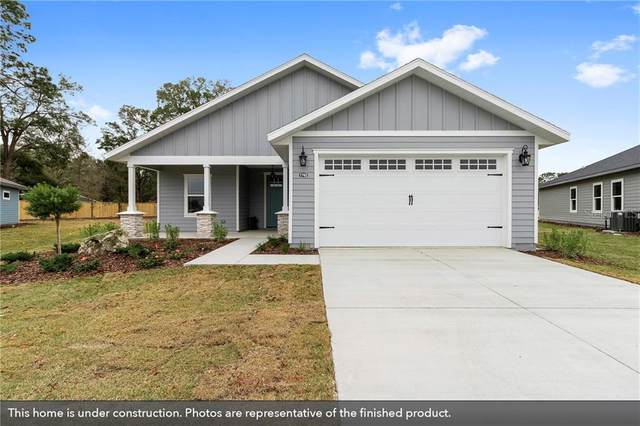 1719 SW 98TH Street, Gainesville, FL 32607 (MLS #OM605607) :: Griffin Group