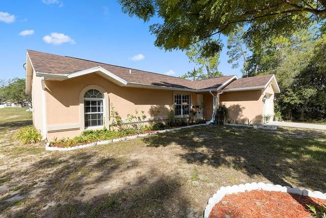 4450 SW 168TH Lane, Ocala, FL 34473 (MLS #OM605624) :: Bustamante Real Estate