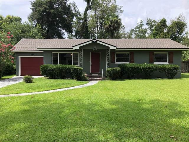 1011 SE 28TH Street, Ocala, FL 34471 (MLS #OM605636) :: McConnell and Associates
