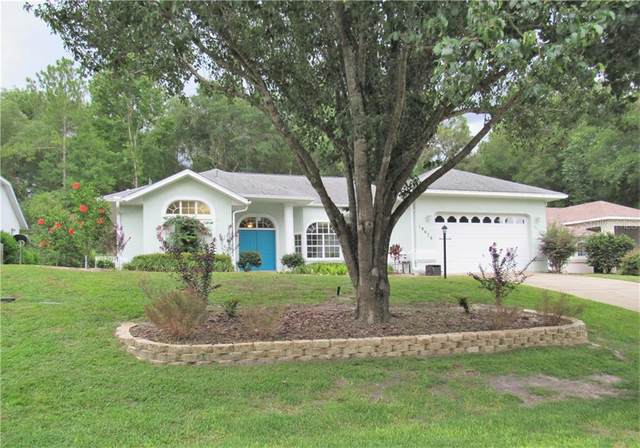 19676 SW 93RD Place, Dunnellon, FL 34432 (MLS #OM605660) :: McConnell and Associates