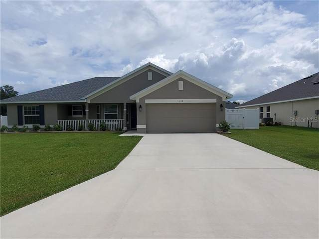 4112 SE 98TH Place, Belleview, FL 34420 (MLS #OM605663) :: Team Borham at Keller Williams Realty