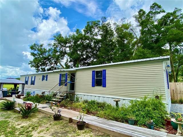 5360 NW 53RD Street, Ocala, FL 34482 (MLS #OM605670) :: Realty Executives Mid Florida