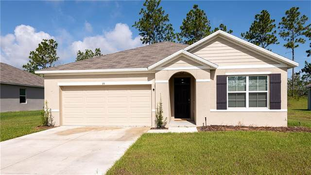 64 Hickory Course, Ocala, FL 34472 (MLS #OM605681) :: Griffin Group
