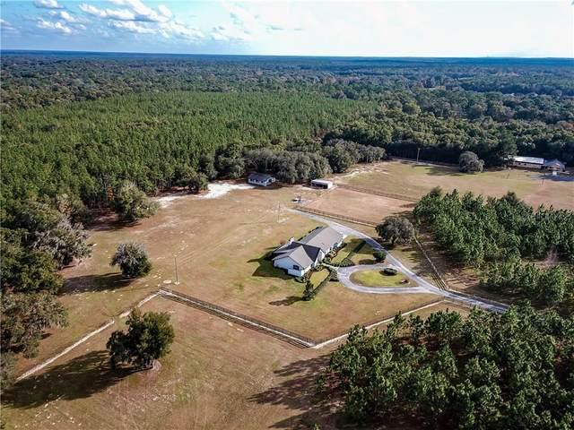 4055 S Pleasant Grove Road, Inverness, FL 34452 (MLS #OM605723) :: Realty Executives Mid Florida