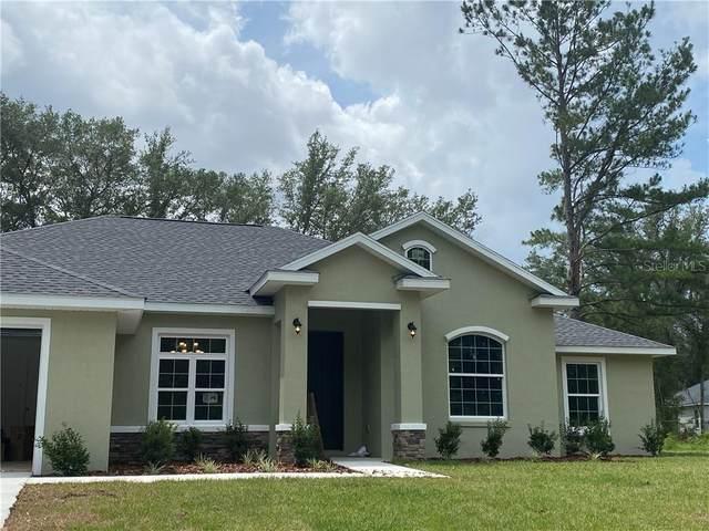 6096 SW 116 Street, Belleview, FL 34420 (MLS #OM605762) :: Pepine Realty