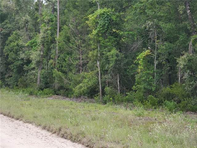 NE 9TH Street Lot 10, Williston, FL 32696 (MLS #OM605763) :: Griffin Group