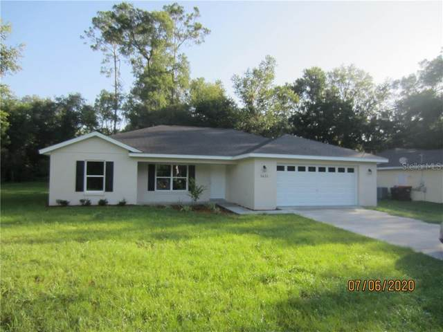 5431 SE 107 Place, Belleview, FL 34420 (MLS #OM605770) :: Carmena and Associates Realty Group