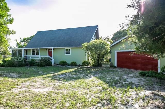 13590 SE 120TH Street, Dunnellon, FL 34431 (MLS #OM605788) :: GO Realty