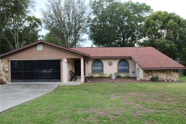 619 Whitney Avenue, Inverness, FL 34452 (MLS #OM605795) :: Griffin Group