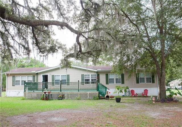 21930 SE 63RD Place, Morriston, FL 32668 (MLS #OM605830) :: The Duncan Duo Team