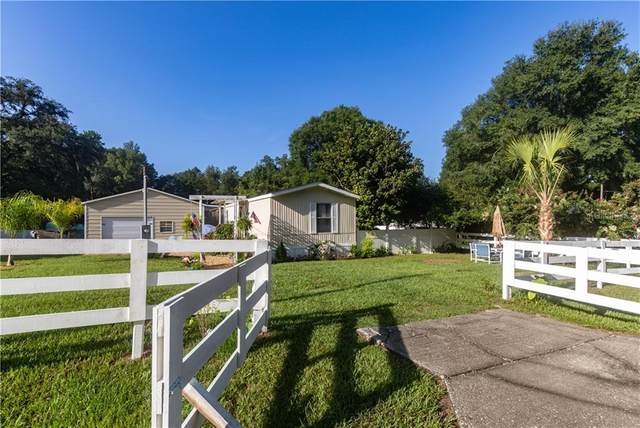11148 SW 108TH Street, Dunnellon, FL 34432 (MLS #OM605843) :: Griffin Group