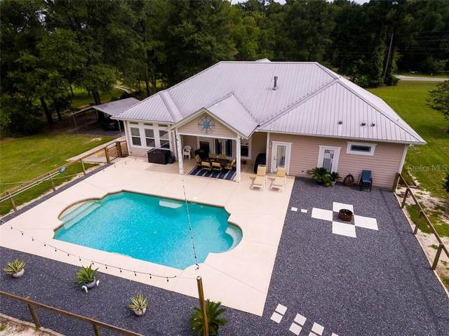 22191 NW 190 Avenue, High Springs, FL 32643 (MLS #OM605861) :: Griffin Group