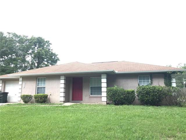 6142 NW 54TH Terrace, Ocala, FL 34482 (MLS #OM605914) :: Rabell Realty Group