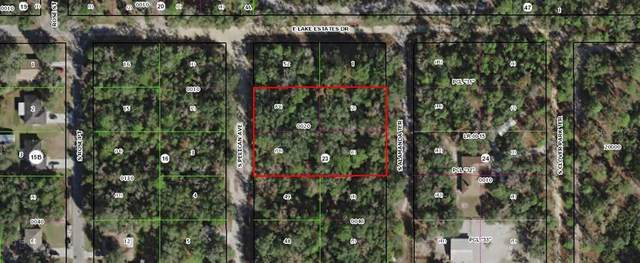 3356 S Alamanda Terrace, Inverness, FL 34450 (MLS #OM605932) :: Bustamante Real Estate