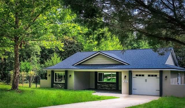 8831 N Salina Drive, Citrus Springs, FL 34434 (MLS #OM606016) :: Team Buky