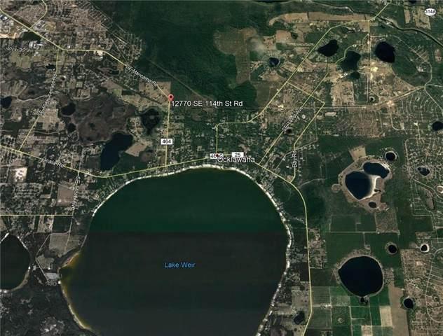 12770 SE 114TH STREET Road, Ocklawaha, FL 32179 (MLS #OM606237) :: Cartwright Realty