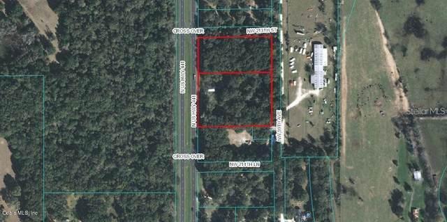 21285 Highway 441 N, Micanopy, FL 32667 (MLS #OM606245) :: Griffin Group