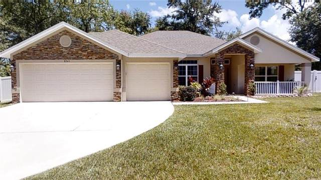 8345 SE 161ST Street, Summerfield, FL 34491 (MLS #OM606316) :: Team Borham at Keller Williams Realty