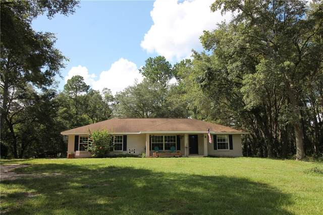 7300 SE 180TH AVENUE Road, Ocklawaha, FL 32179 (MLS #OM606333) :: Cartwright Realty