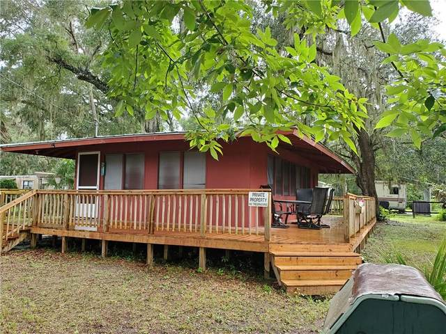 11298 SE 189TH Avenue, Ocklawaha, FL 32179 (MLS #OM606336) :: Cartwright Realty