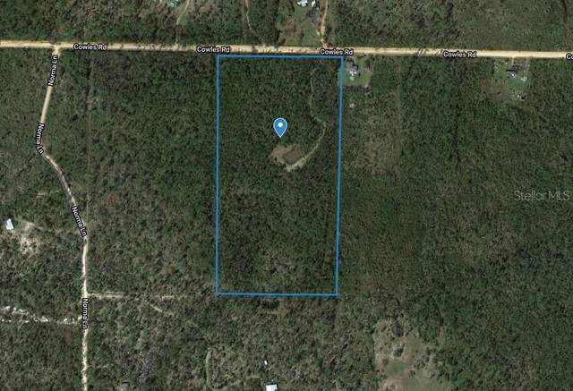 Cowels Rd, Fountain, FL 32438 (MLS #OM606381) :: The Kardosh Team