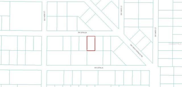 0 SW 28TH Lane, Ocala, FL 34481 (MLS #OM606405) :: Delgado Home Team at Keller Williams