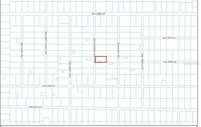 0 SW 135 TERR Road, Ocala, FL 34481 (MLS #OM606573) :: Lockhart & Walseth Team, Realtors