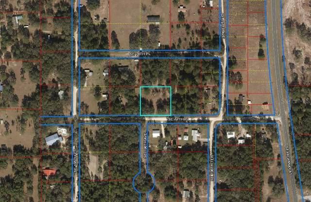 TBD SE 77TH Place, Morriston, FL 32668 (MLS #OM606735) :: Lockhart & Walseth Team, Realtors